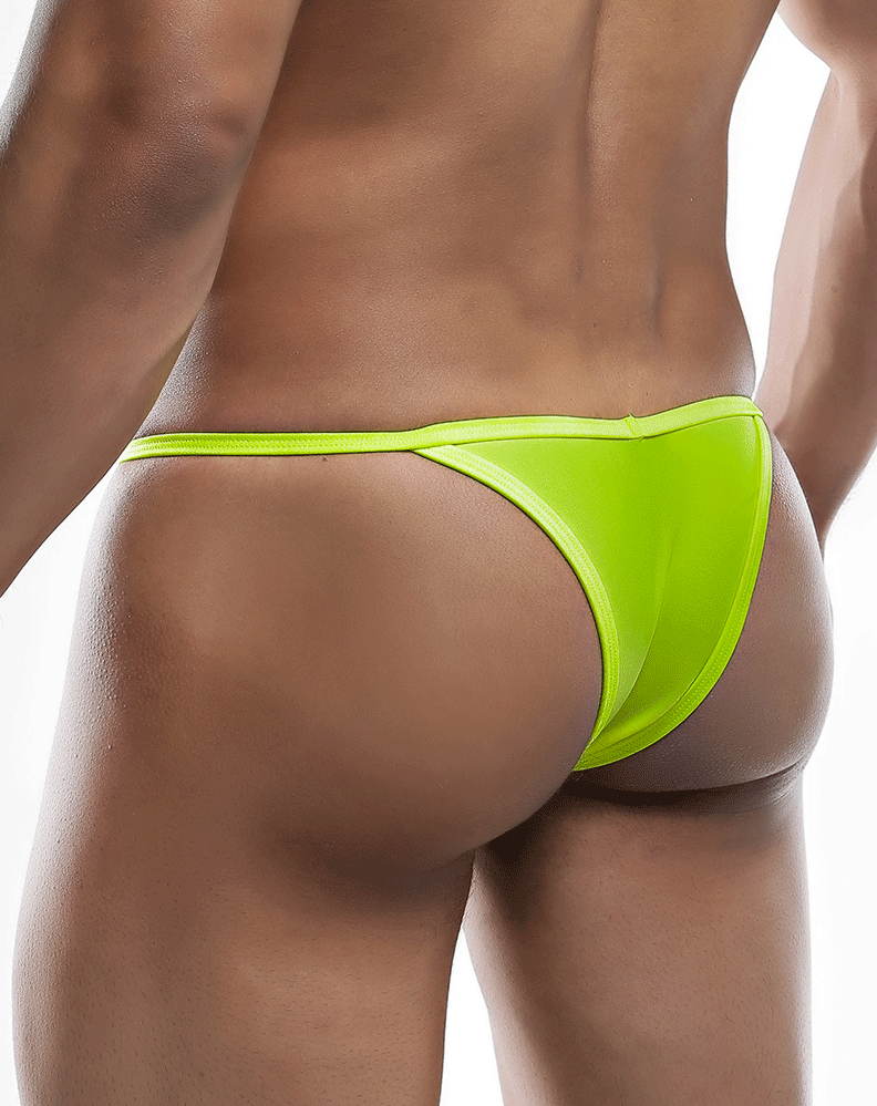 Joe Snyder Js12-pol Polyester Kini Yellow-poly