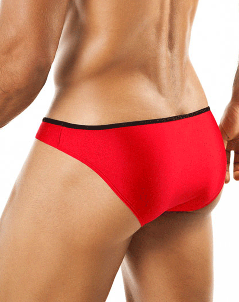 Joe Snyder JSPF01 Bikini Low Rise Pride Frame Red - StevenEven.com