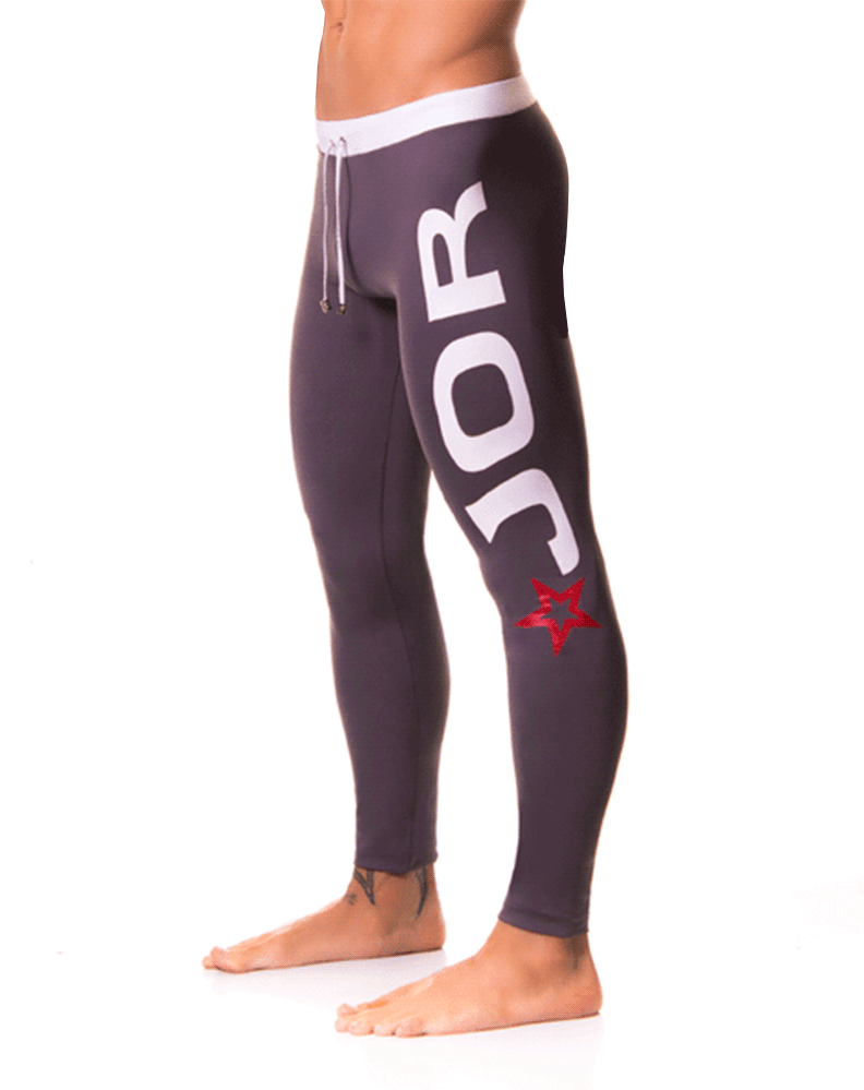 Jor 0163 Long Pants Olimpic Gray
