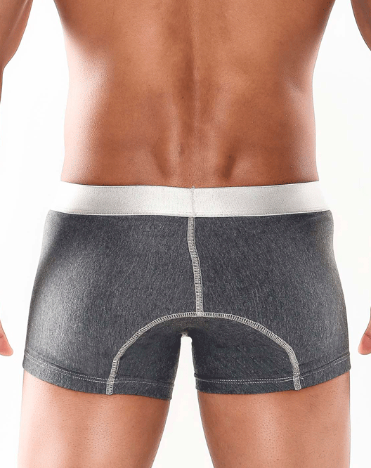 "MALE BASICS MB001 Trunk Asphalt 7"" - Steveneven.com"