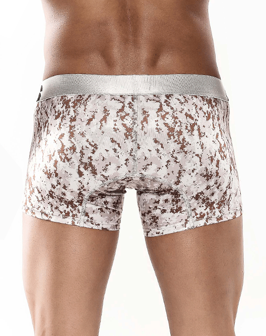 "MALE BASICS MBC01 Camo Trunk 7"" Desert - Steveneven.com"