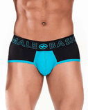 MALE BASICS MBN03 Neon Brief Blue - Steveneven.com