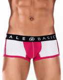 MALE BASICS MBS03 Spot Trunk Hot Pink - Steveneven.com