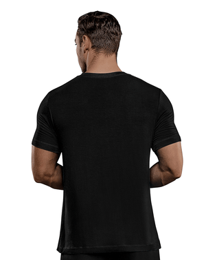 Male Power 102-253 Bamboo T-shirt Black - StevenEven.com