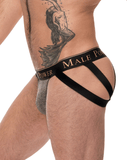 Male Power 352-248 Viper Strappy Ring Jock Snake