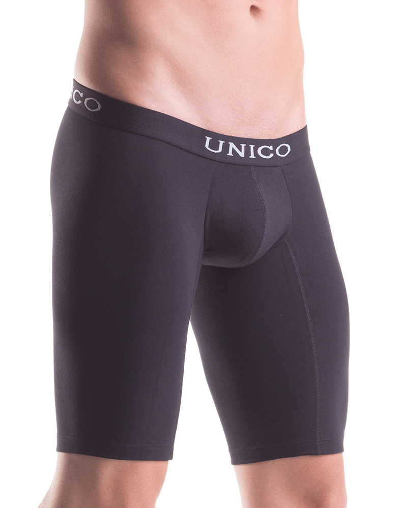 Mundo Unico 9610100199 Boxer Brief Intenso Cotton Black 15
