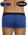 Papi 626173-968 2pk Cool 2 Neat Brazilian Trunks Blue-navy