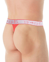 Papi 626940-823 Sunkissed Thongs Coral
