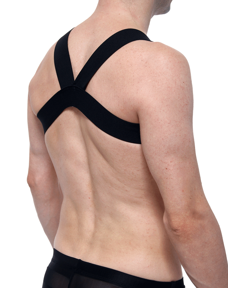 Petitq Pq180805 Capel Harness Black - StevenEven.com