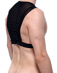 Petitq Pq180806 Cru Harness Black - StevenEven.com