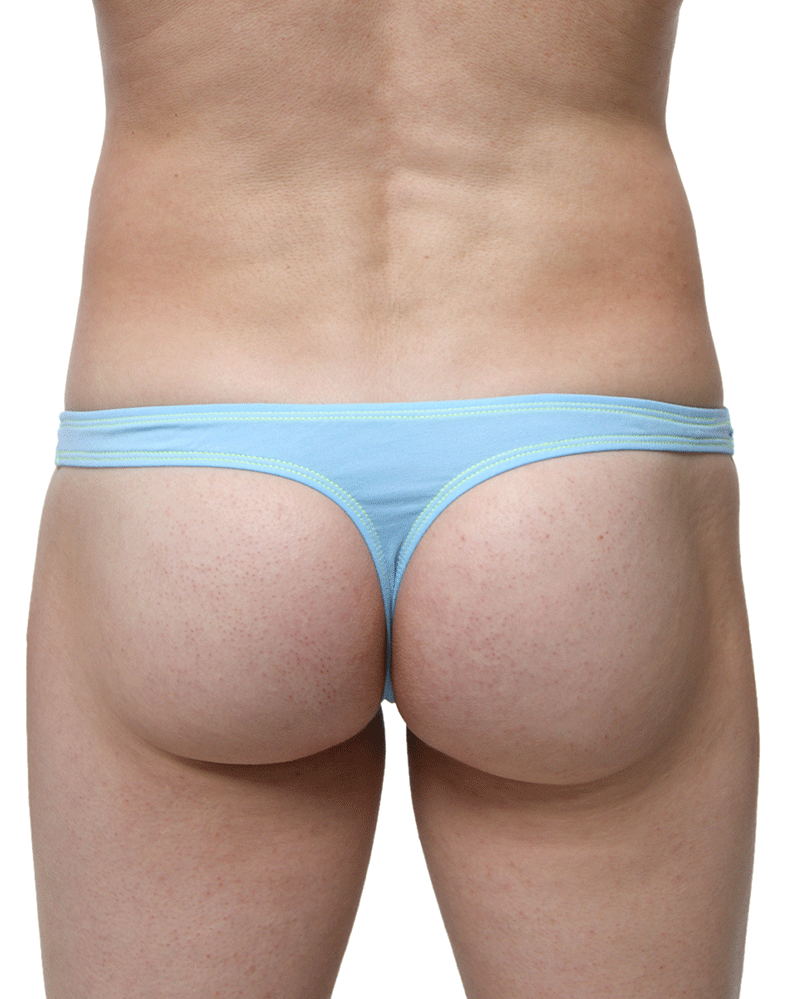 Petitq Pq180607 Thongs Colline Blue - StevenEven.com