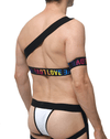 Petitq Pq180613 Harness Abellio Love Black - StevenEven.com