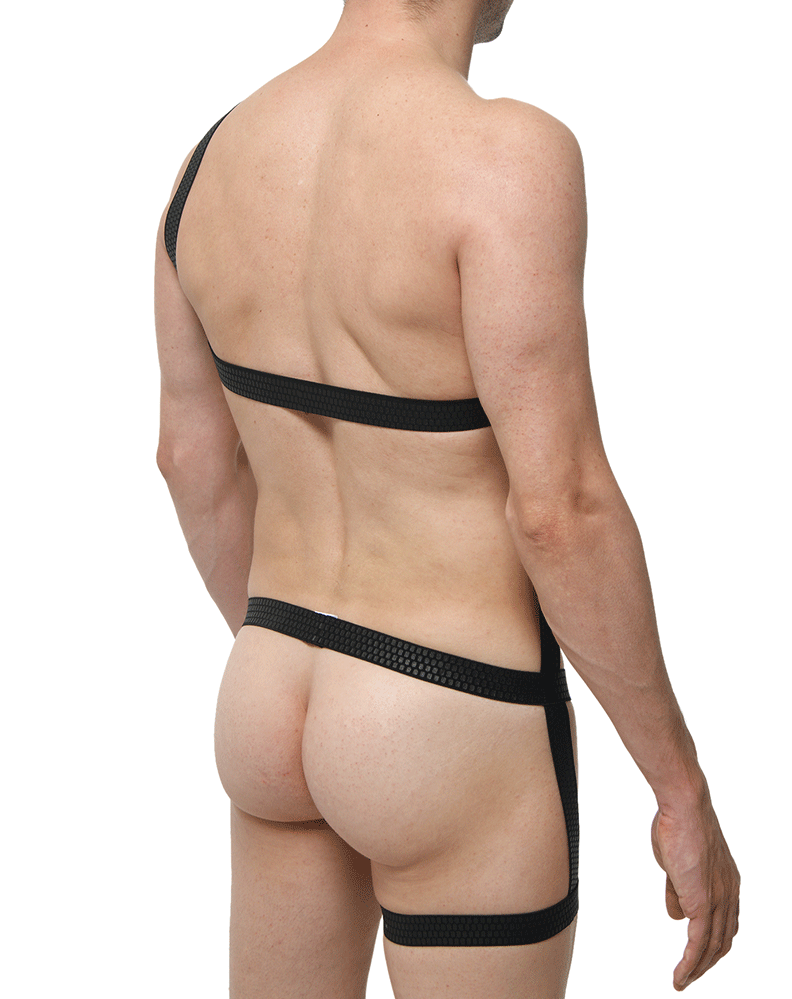 Petitq Pq180615 Harness Fagus Black