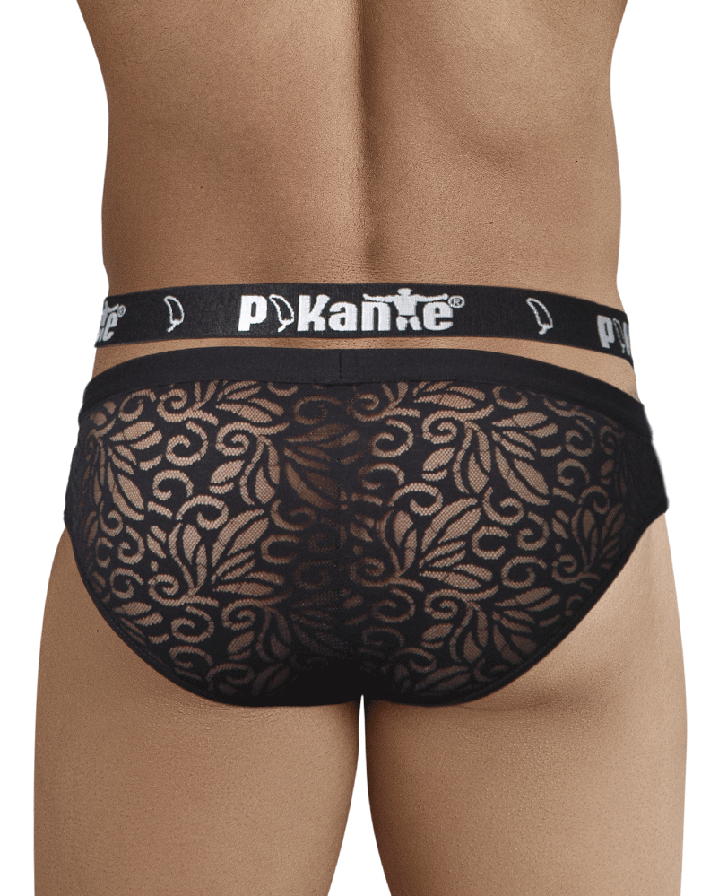 Pikante 8709 Frenzy Brief Black