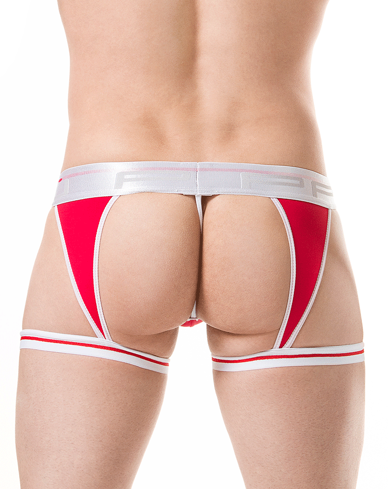 Ppu 1806 Boxer Briefs Red - StevenEven.com
