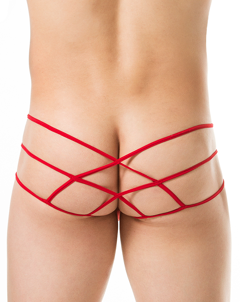 Ppu 1808 Briefs Red - StevenEven.com