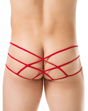 Ppu 1808 Briefs Red