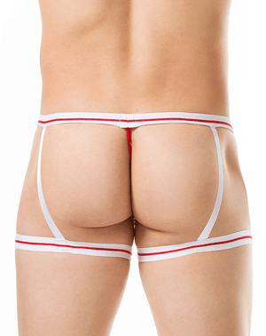 Ppu 1807 Thongs Red - StevenEven.com