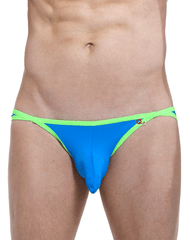 Petitq PQ170903 Big Bulge Briefs Turquoise - StevenEven.com