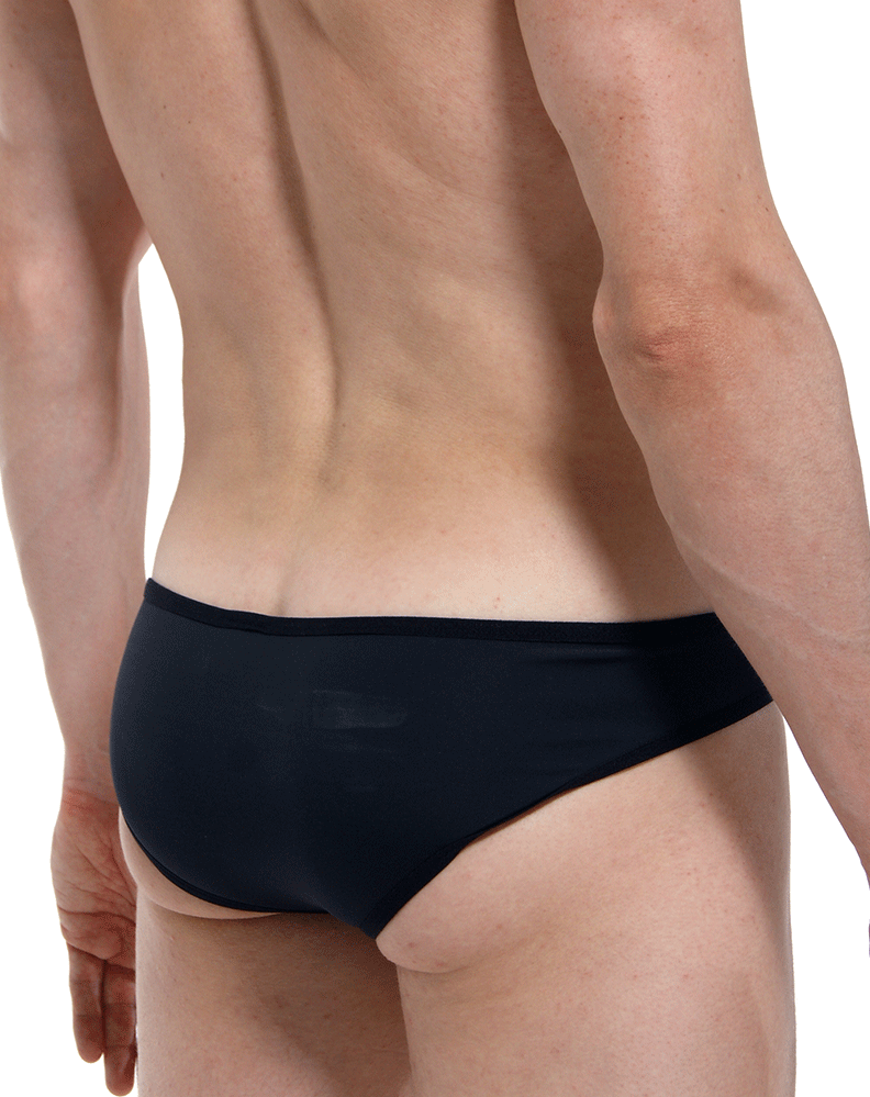 Petitq PQ170904 Big Bulge Briefs Black
