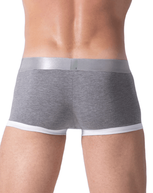 Private Structure Sxuz3682 Soho Spectrum X Boxer Brief Dark Melange - StevenEven.com