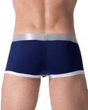 Private Structure Sxuz3682 Soho Spectrum X Boxer Brief Navy - StevenEven.com