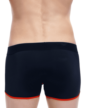 Petitq Pq170901 Big Bulge Boxer Briefs Black