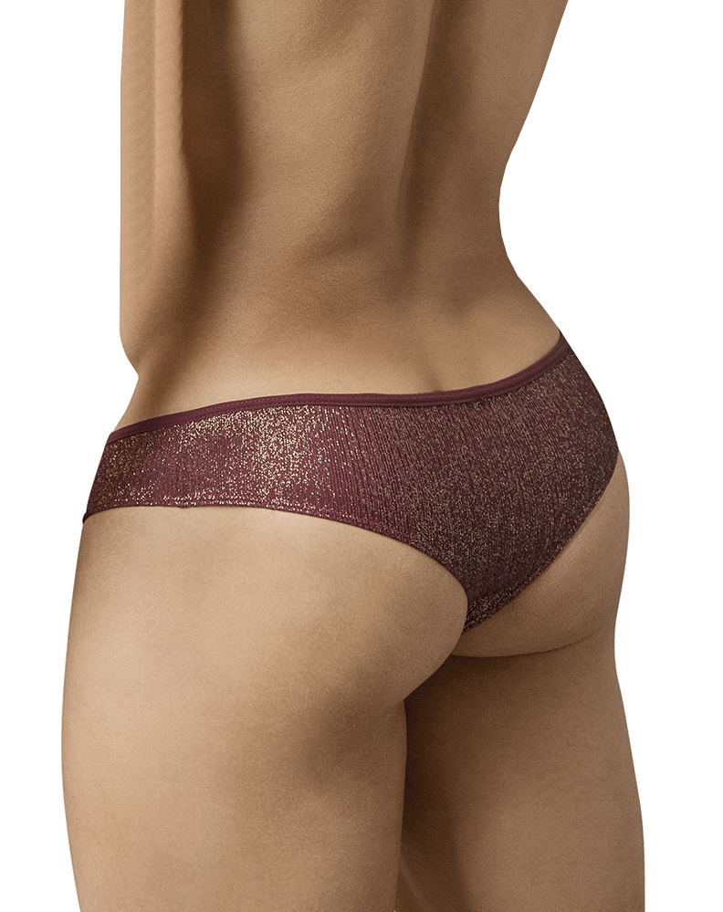 Pikante 8046 Neutral Thongs Grape