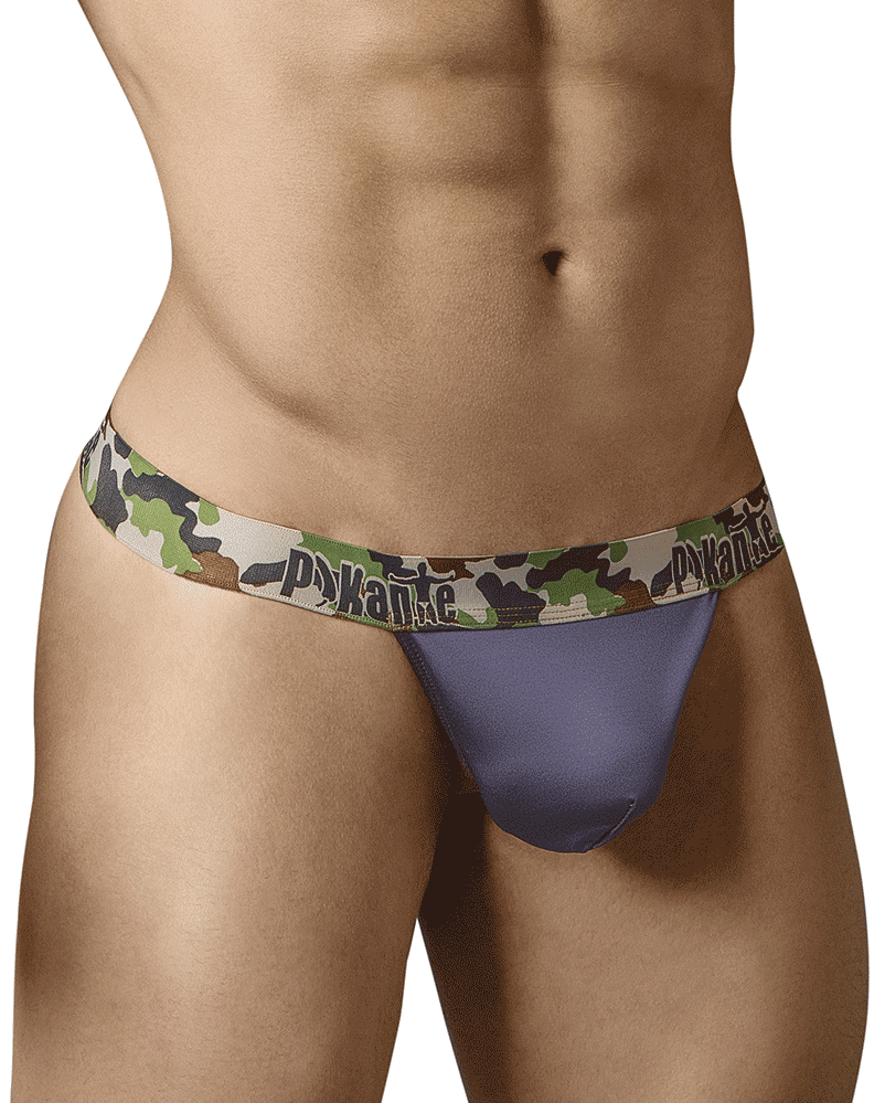 Pikante 9269 Air Thongs Green