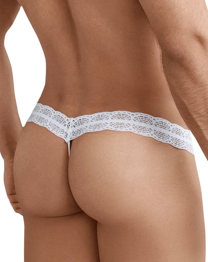 Pikante 8047 Amateur Thongs White