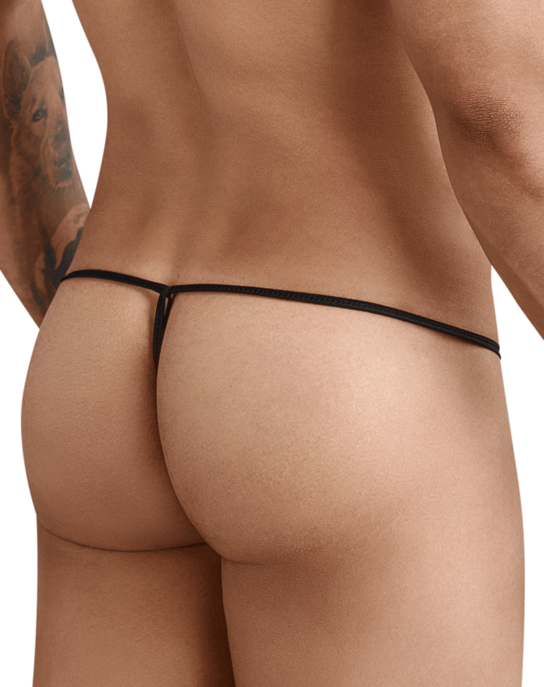 Pikante 8048 Present Thongs Black - StevenEven.com