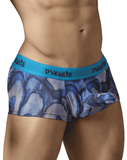 Pikante 8441 Twister Boxer Briefs Blue