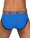 Private Structure Epuy4019 Pride Mini Briefs Freedom Blue