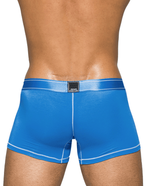 Private Structure Pbuz3749 Platinum Bamboo Trunks Solid Blue