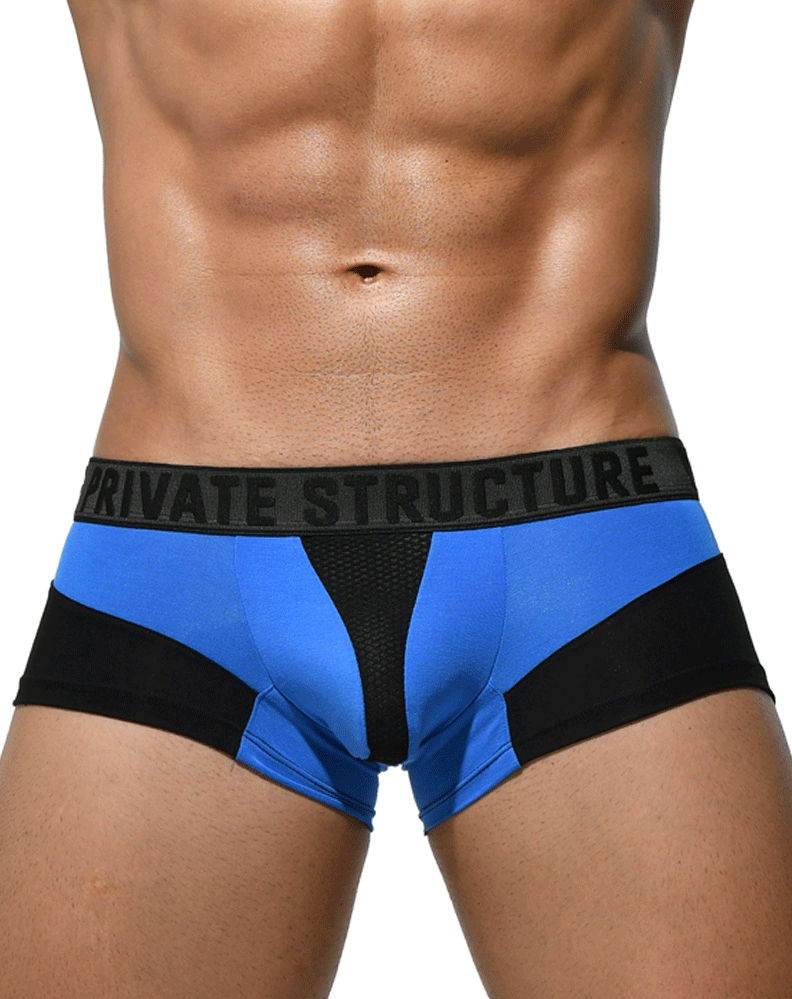 Private Structure Pmuz3783 Platinum Modal Trunk Royal - StevenEven.com