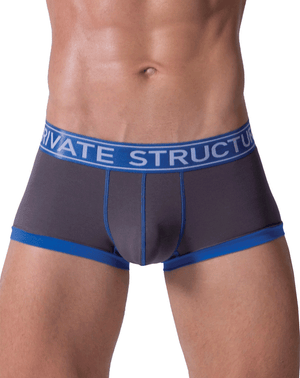 Private Structure Sluz3680 Soho Luminous Boxer Briefs Royal