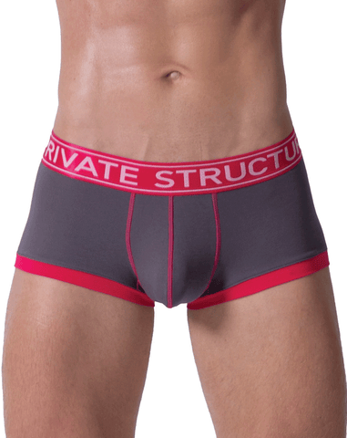 Private Structure Sluz3681 Soho Luminous Briefs Berry