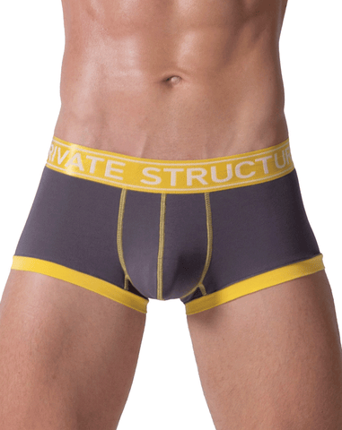 Private Structure Sluz3680 Soho Luminous Boxer Briefs Berry