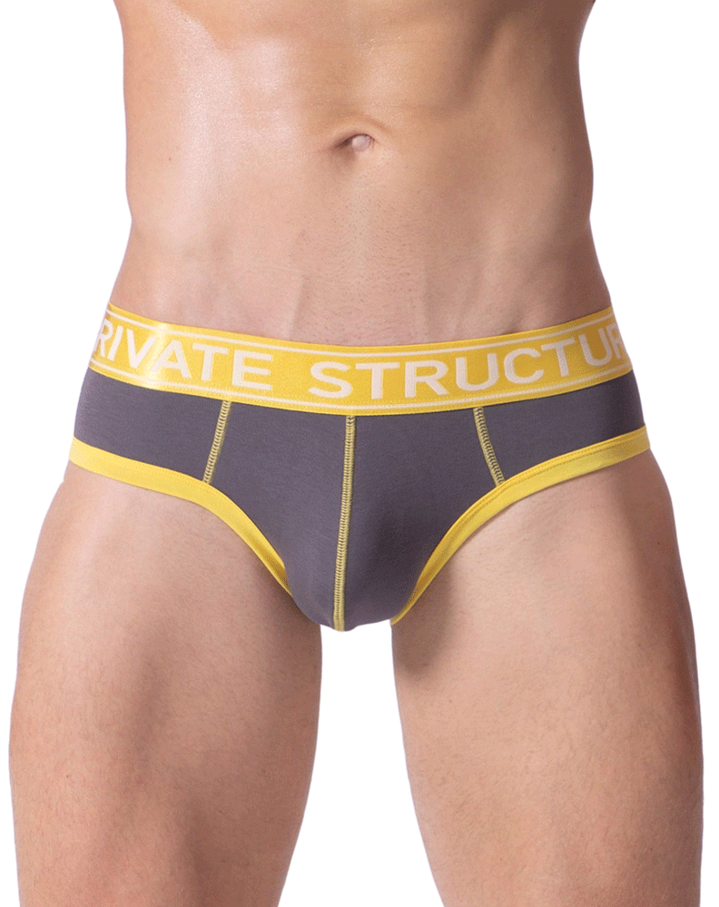 Private Structure Sluz3681 Soho Luminous Briefs Sunny