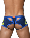 Private Structure Miuy3852 Momentum Orange Harness Trunk Navy