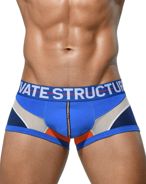Private Structure Miuy3855 Momentum Orange Trunks Blue