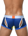 Private Structure Miuy3859 Momentum Orange Trunks White