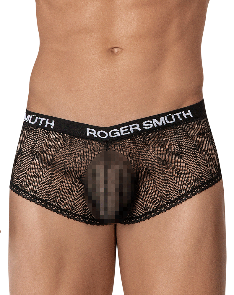Roger Smuth Rs003 Briefs Black