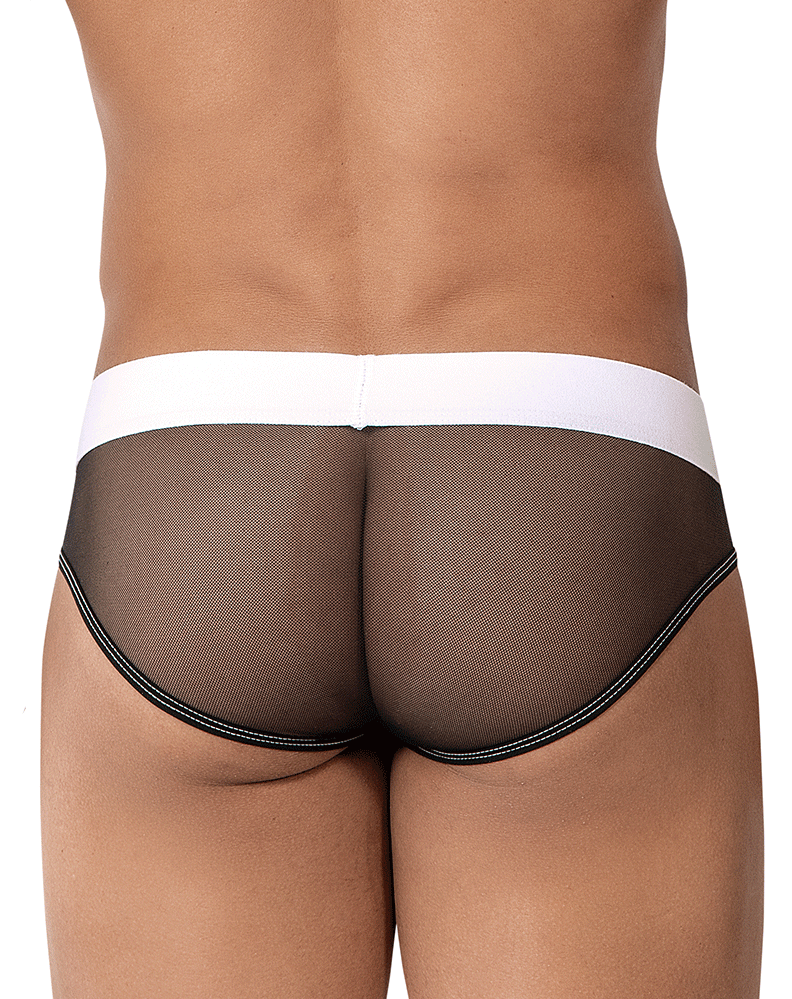 Roger Smuth Rs020 Briefs Black
