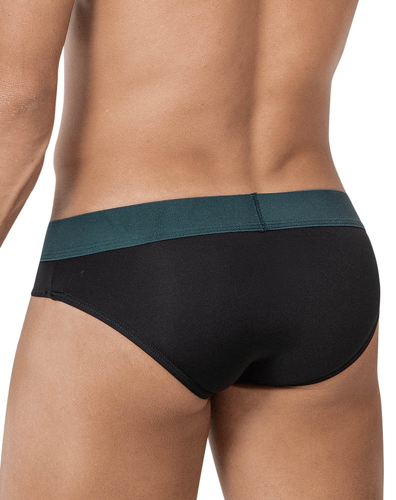 Roger Smuth Rs021 Briefs Black