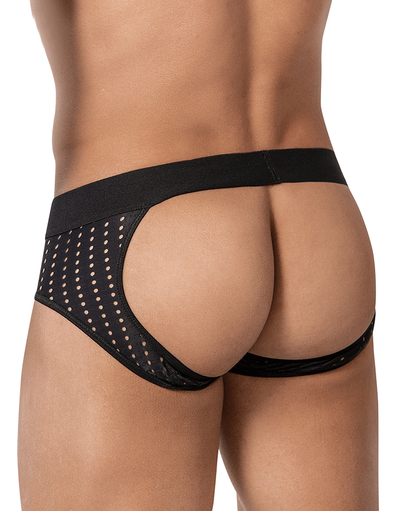 Roger Smuth Rs024 Jockstrap Black