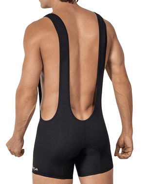 Roger Smuth Rs028 Singlet Black