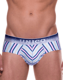 Unico 1740052132 Briefs Feast Multi-colored