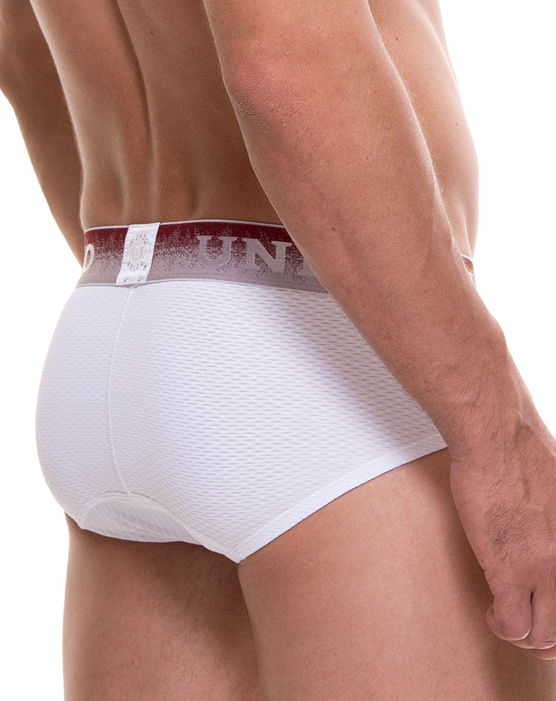 Unico 1740053600 Briefs Holidays White