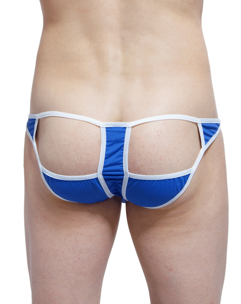 Petitq PQ170807 Astey Briefs Blue